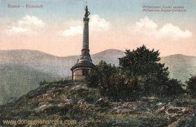 Kronstadt (Brassó - Brașov), Millennium Arpad-Denkmal