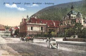Kronstadt (Brassó - Brașov), Rudolfsring