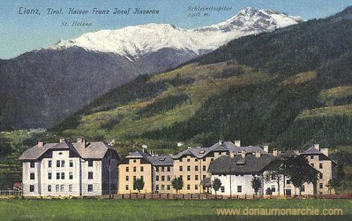Lienz, Kaiser Franz Josef Kaserne