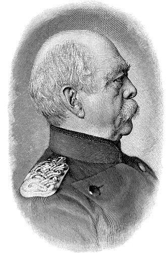 Otto von Bismarck, 1885