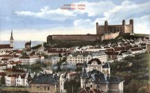 Pressburg (Pozsony, Bratislava), Totale