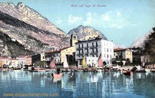 Riva sul lago di Garda