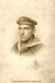 S.M.S. Helgoland, Matrose