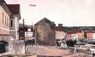 Zengg (Senj), Am Hafen