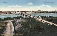 Szegedin (Szeged), Látkép a Tisza hiddal