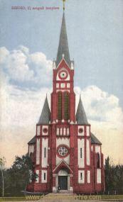 Szegedin (Szeged), Uj szegedi templom