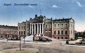 Szegedin (Szeged), Közmüvelödési palota