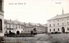 Tanna, Marktplatz