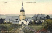 Tanna, Partie bei der Kirche
