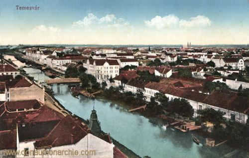 Temesvár, Stadtansicht