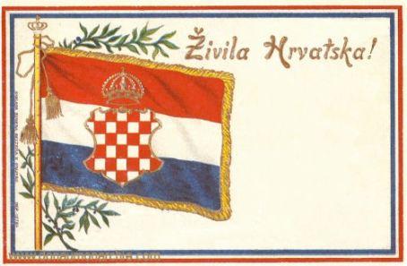 Zivila Hrvatska!