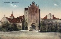 Allenstein O.-Pr., Hohes Tor