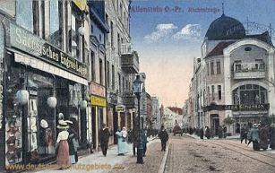 Allenstein O.-Pr., Richtstraße