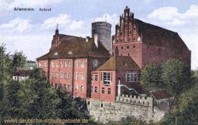 Allenstein O.-Pr., Schloss