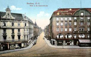 Beuthen O.-S., Bahnhofstraße
