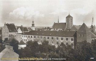 Braunsberg, Gymnasium und Priesterseminar