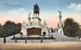 Breslau, Kaiser-Wilhelm-Denkmal