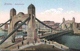 Breslau, Kaiserbrücke