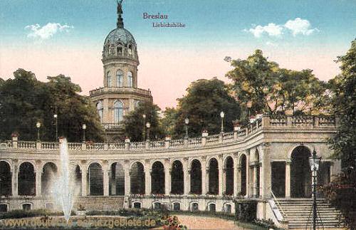Breslau, Liebichshöhe