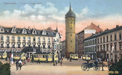 Darmstadt, Ernst Ludwig-Platz