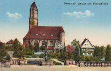 Darmstadt, Pauluskirche