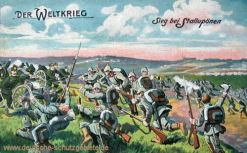 Der Weltkrieg. Sieg bei Stallupönen
