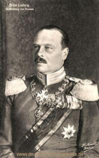 Ernst Ludwig Großherzog von Hessen