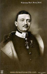 Erzherzog Karl Franz Josef von Österreich