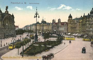 Frankfurt a. M., Bahnhofsplatz