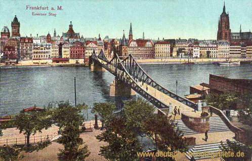 Frankfurt a. M., Eiserner Steg