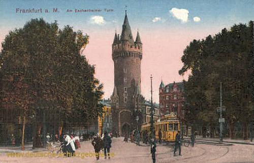 Frankfurt a. M., Am Eschenheimer Tor