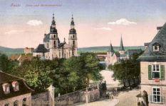 Fulda, Dom und Michaelskirche
