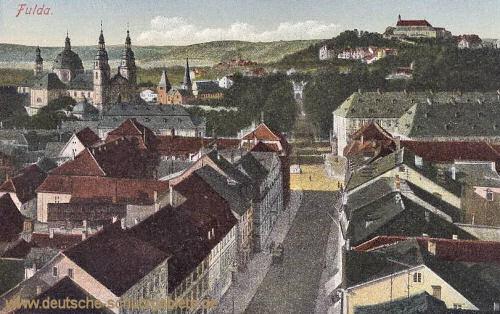 Fulda, Stadtansicht