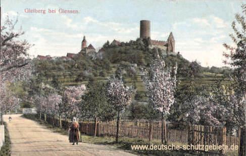 Gleiberg bei Giessen