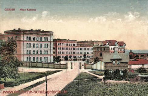 Giessen, Neue Kaserne