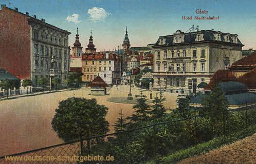 Glatz, Hotel Stadtbahnhof