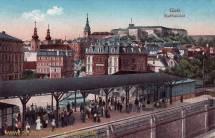 Glatz, Stadtbahnhof