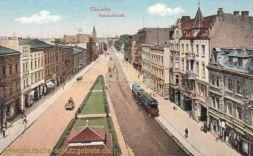 Gleiwitz, Bahnhofstraße