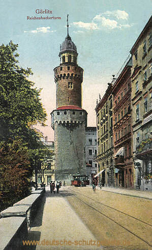 Görlitz, Reichenbacherturm