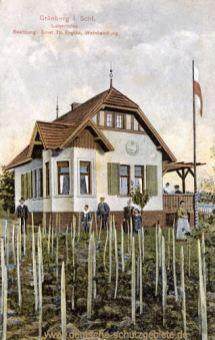 Grünberg, Luisenhöhe