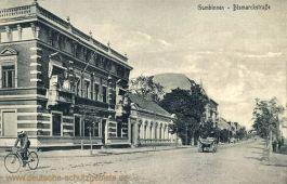 Gumbinnen, Bismarckstraße