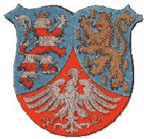 Provinz Hessen-Nassau, Wappen