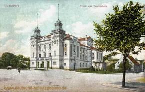 Hirschberg in Schlesien, Kunst-und Vereinshaus