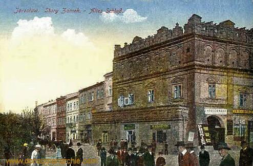 Jaroslaw, Altes Schloss