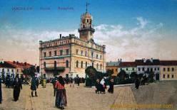 Jaroslaw, Ringplatz