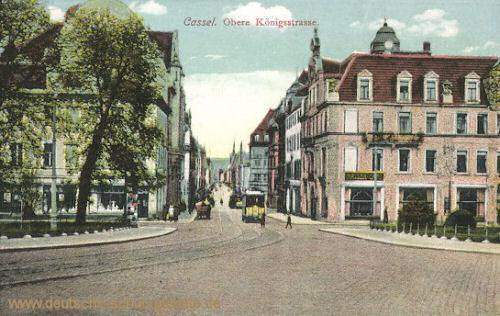 Kassel, Obere Königsstraße