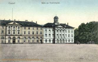 Kassel, Partie am Friedrichsplatz