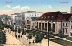 Kattowitz, Bahnhofstrasse