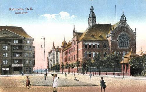 Kattowitz, Gymnasium