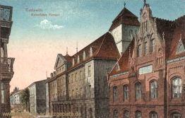 Kattowitz, Kaiserliches Postamt